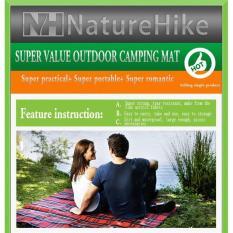 Tikar Piknik Lipat Waterproof Portable Outdoor Camping Picnic MAT