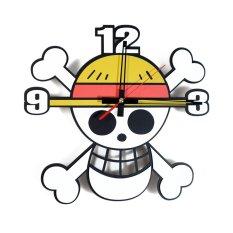Spesifikasi Tiktokbox Jam Dinding One Piece Beserta Harganya