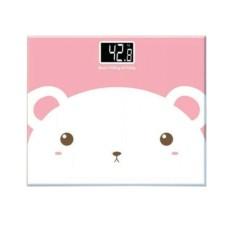 timbangan badan digital mini desain kartun panda 180kg