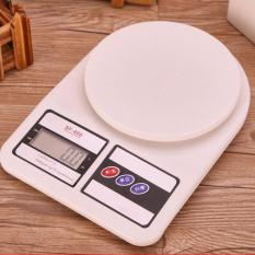 Jual Beli Online Timbangan Dapur Digital Sf 400 10 Kg Kitchen Scale Digital