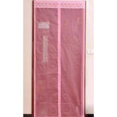 Berapa Harga Allunique Tirai Magnet Anti Nyamuk Polos Pink Allunique Di Banten