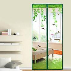 Tirai Pintu Magnet Anti Nyamuk Penutup Pintu Coor Curtain Gorden Anti Nyamuk Geo Mesh Magnetic