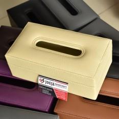 TISSUE BOX Tempat Tisu Kulit Oscar Premium