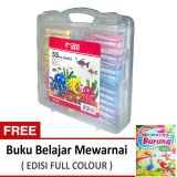 Jual Titi Krayon 55 Oil Pastels Crayon Dki Jakarta