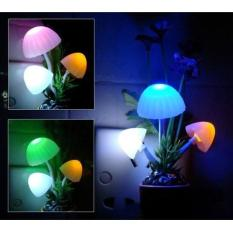 TK - Lampu Tidur Jamur  LED  Multiwarna