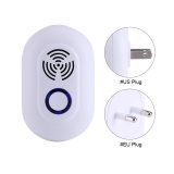 Ulasan Tentang Tmishion Multi Function Ultrasonic Household Pest Control Electronic Mosquito Insects Repeller Us Plug Intl