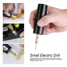 Beli Tmishion Portable Mini Kecil Bor Listrik Genggam Micro Usb Bor With 3 Pc Bits Dc 5 V Tiongkok