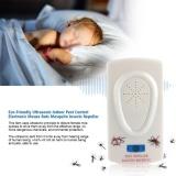 Review Tmishion Ultrasonik Ramah Lingkungan Indoor Pengendalian Hama Elektronik Mouse Serangga Nyamuk Repeller Us Plug