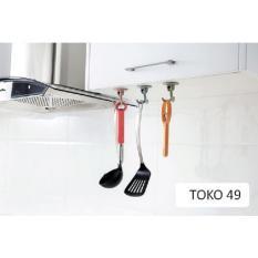 TOKO49 - Gantungan Alat Masak Alat Dapur / Kitchen Hanger Lemari Baju