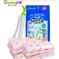 Spesifikasi Toko49 Plastic Vacum Untuk Packing Pakaian Vacum Plastic Storage Yang Bagus Dan Murah