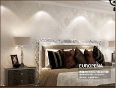 TOKUNIKU Wallpaper 3D Non Woven Europian Classicc 53cmx10m - 8782