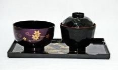 Jual Tokyo1 Mapple Soup Bowl Purple Tray Panjang Branded