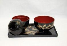 Jual Tokyo1 Miso Soup Lid Fuji Large Soup Hitam Fuji Tray 8 5 Hitam Branded