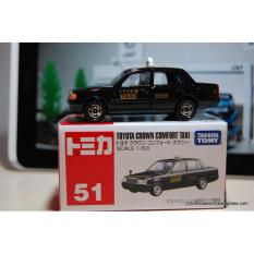 Tomica Reg-51 Toyota Crown Comfort Taxi - Icdkwq