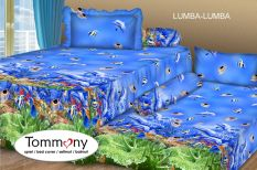 Review Tommony Sprei Sorong 2 In 1 Lumba Lumba