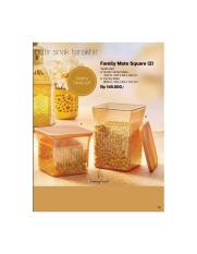 Toples Kristal Cantik Tupperware Family Mate Square (2)