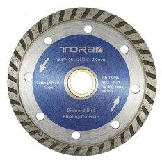 Jual Tora Mata Pisau Diamond Potong Keramik Turbo 4 Tr Dc105T Ori