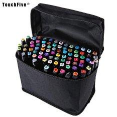 Toko Touch Five Colors Graphic Art Twin Tip Marker Pen Color Black Size 30Pcs Intl Oem Online