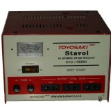 Review Toyosaki Svc 1000N Stabilizer 1000Va Merah Putih Indonesia