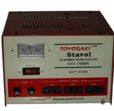Jual Toyosaki Svc 1000N Stabilizer 1000Va Merah Putih Lengkap