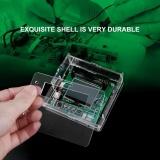 Akrilik Transparan Housing Case Untuk Mg328 Transistor Induktor Kapasitor Esr Meter Tester Mudah Intl Tiongkok Diskon