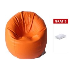 Beli Troos Bean Bag Basic Series Oranye Gratis Bantal Troos Nyicil