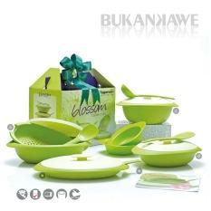 Spesifikasi Tupperware Blossom Collection Set Terbaik