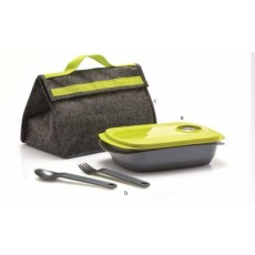 Tupperware BYO Bring Your Own Lunch Box set