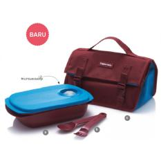 Jual Beli Tupperware Byo Bring Your Own Lunch Set