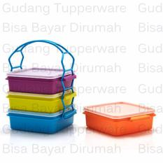 Tupperware Carry All Set (Rantang Makan)