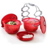 Jual Tupperware Cater Bowl Merah Murah Dki Jakarta