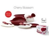 Review Pada Cherry Blossom Set Wadah Penyimpanan Set