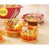 Beli Tupperware Clear Bowl Set 3 Pcs Set Tupperware Dengan Harga Terjangkau