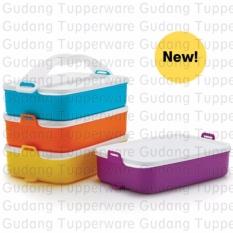 Tupperware Click To Go - Rantang Makan 4 Susun