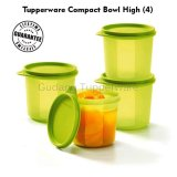 Harga Tupperware Compact Bowl High 4Pcs Yang Murah