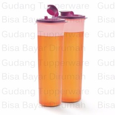 Tupperware Cooking Oil 2pcs -  Ungu (Tempat Minyak)