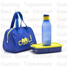 Tupperware Cool Teen New - Gratis Tas Bekal Makan