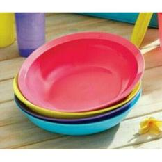 Tupperware cressendo Plate _model terbaru