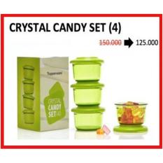 Promo Tupperware Crystal Candy 4 Indonesia