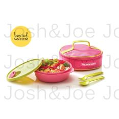 Tupperware Crystalwave Lunch Set Girl