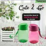 Tupperware Cute 2 Go 2 Diskon Indonesia
