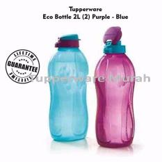 Tupperware Eco 2L 2 Biru Ungu Di Jawa Barat