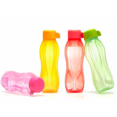 Spesifikasi Tupperware Eco Bottle 310 Ml 4Pcs Set Yang Bagus