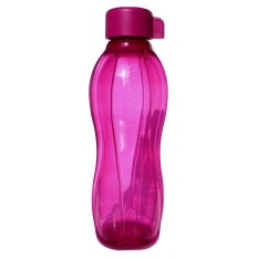 Review Tupperware Eco Bottle 750 Ml Tempat Minum Botol 750Ml Tutup Putar Ungu Terbaru