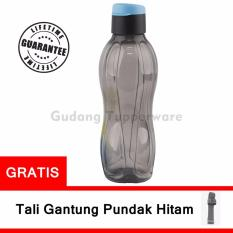Jual Tupperware Eco Man Black Free Tali Gantungan