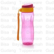 Tupperware Fashion Eco Bottle 500ml (1pcs Pink) Botol Minum