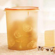 Tupperware Giant Canister Gold (Toples Kerupuk)