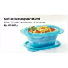 Tupperware Go Flex Rectangular