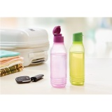 Spek Tupperware Groovy Bottle Purple And Green