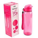 Harga Tupperware H2Go Bottle Pink Tupperware